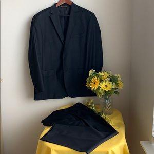 Men's Pronto Uomo 100% wool 2 piece suit